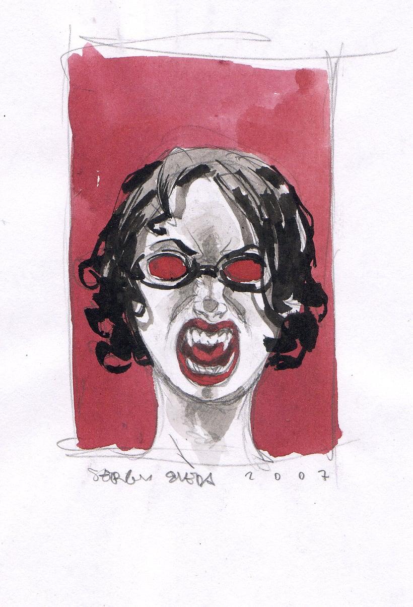 Cubierta El Baile del Vampiro (Edición integral) 3
