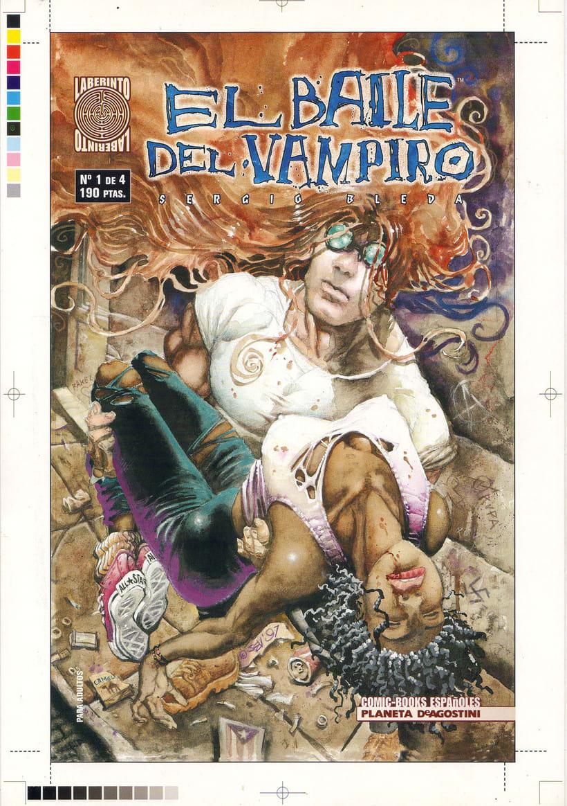 El Baile del Vampiro 4
