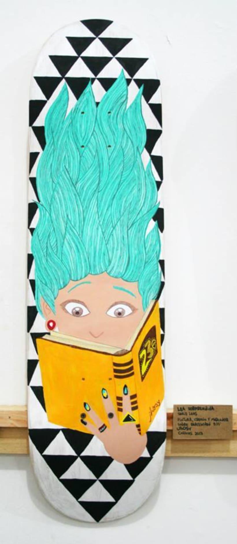 Skateboard 0