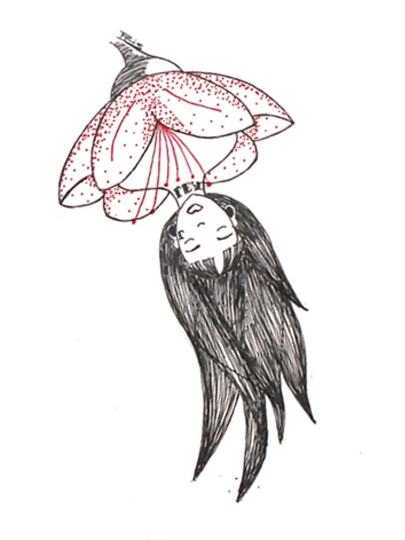 Ilustración para poemario -1