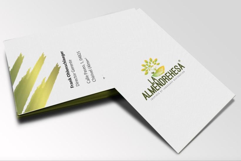 Identidada corporativa - La Almendrehesa 4