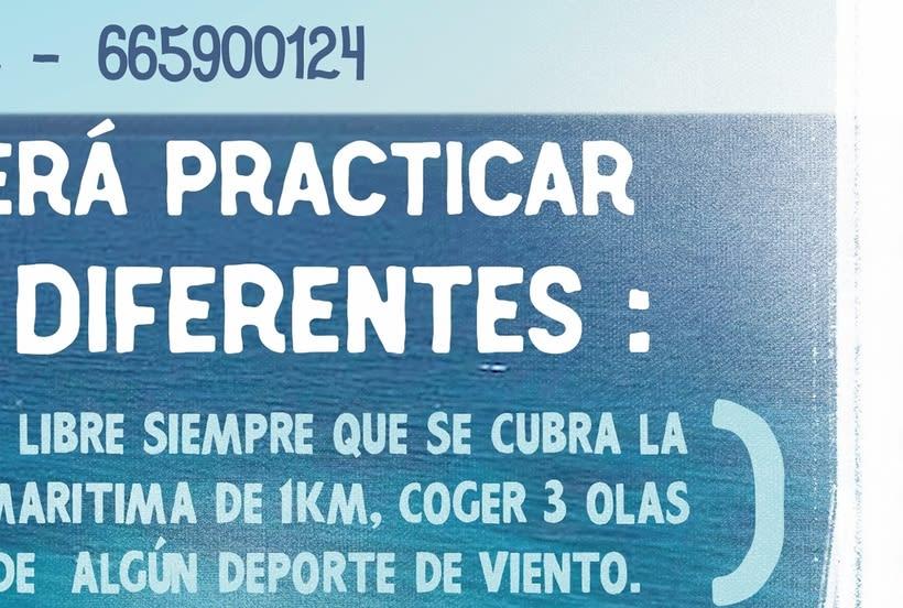 Cartel - 1er Galicia Waterman Day 2