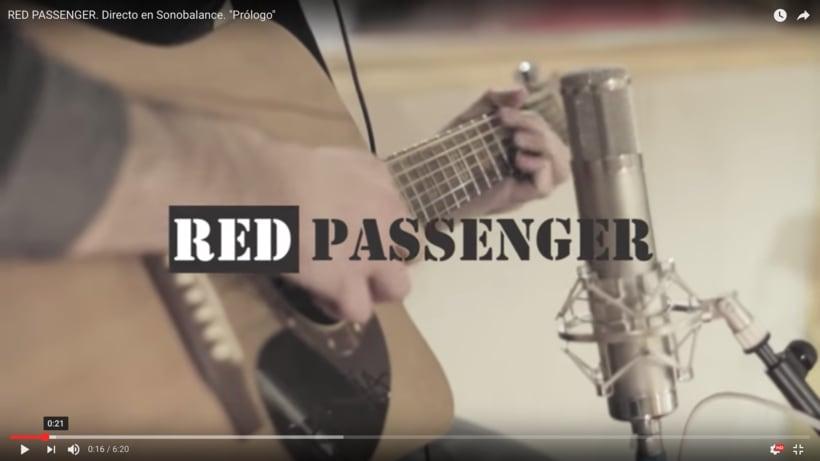 """Dirección videoclip - Red Passenger """"Prólogo"""" 2"""