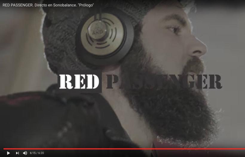 """Dirección videoclip - Red Passenger """"Prólogo"""" 7"""