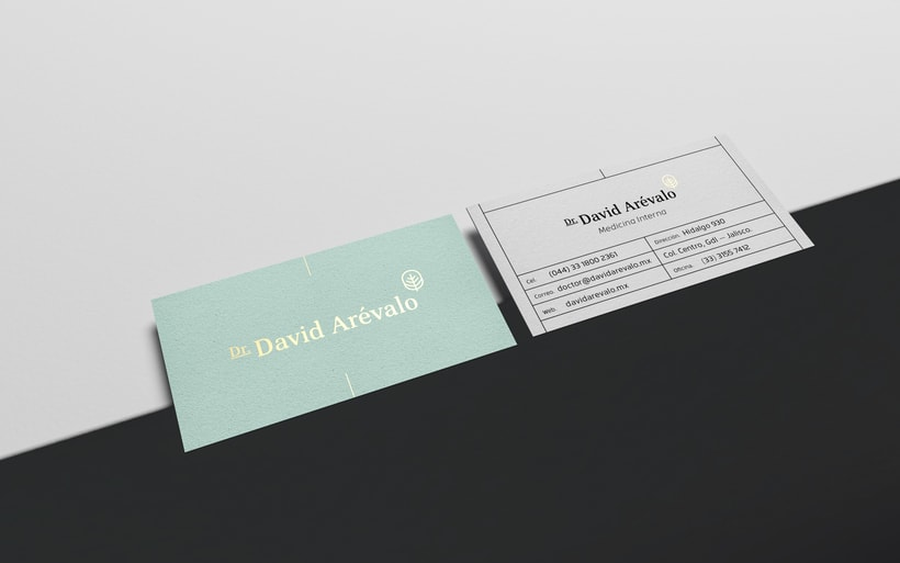 Dr. David Arévalo 10
