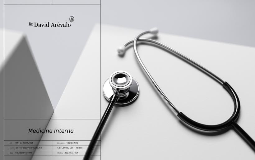 Dr. David Arévalo 12