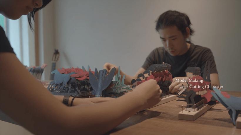 Viajando en stop motion por el arte ancestral chino 5