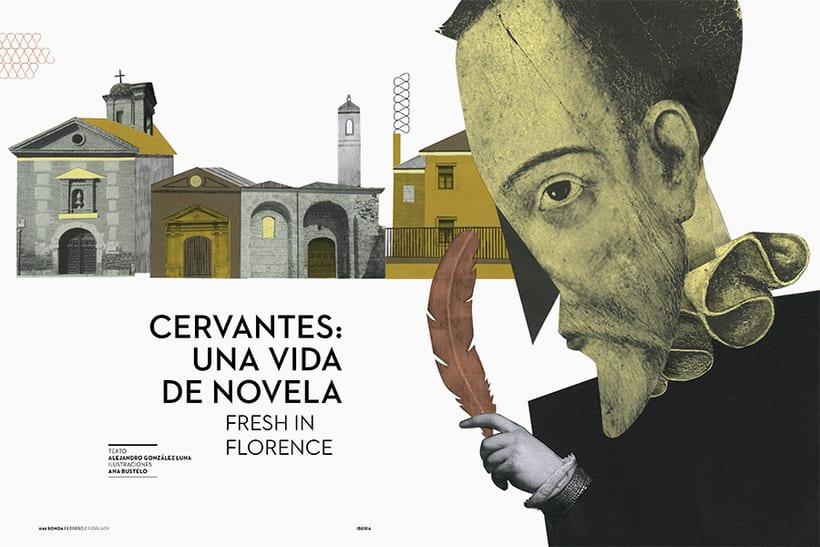 RONDA IBERIA. Cervantes 0