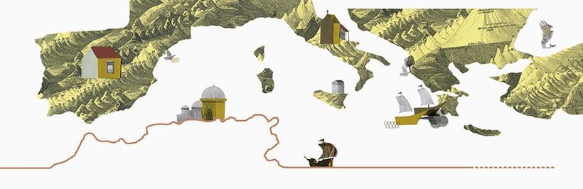 RONDA IBERIA. Cervantes 1
