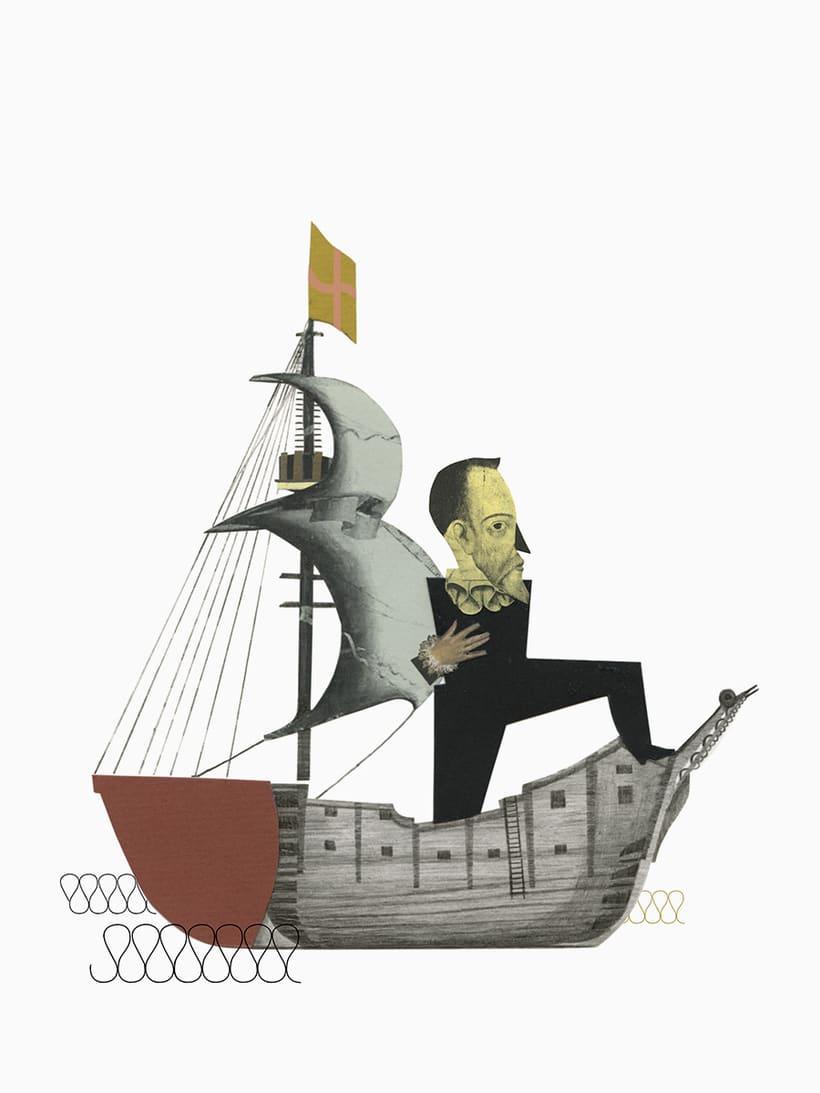 RONDA IBERIA. Cervantes 2