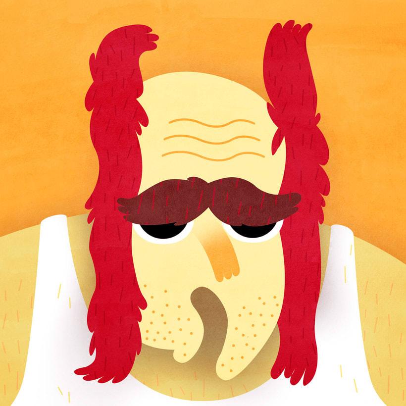 Pelotipo, una tipografía por los pelos 7