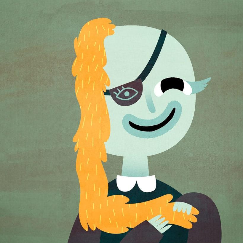 Pelotipo, una tipografía por los pelos 8