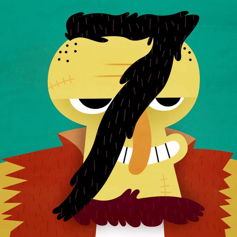 Pelotipo, una tipografía por los pelos 13