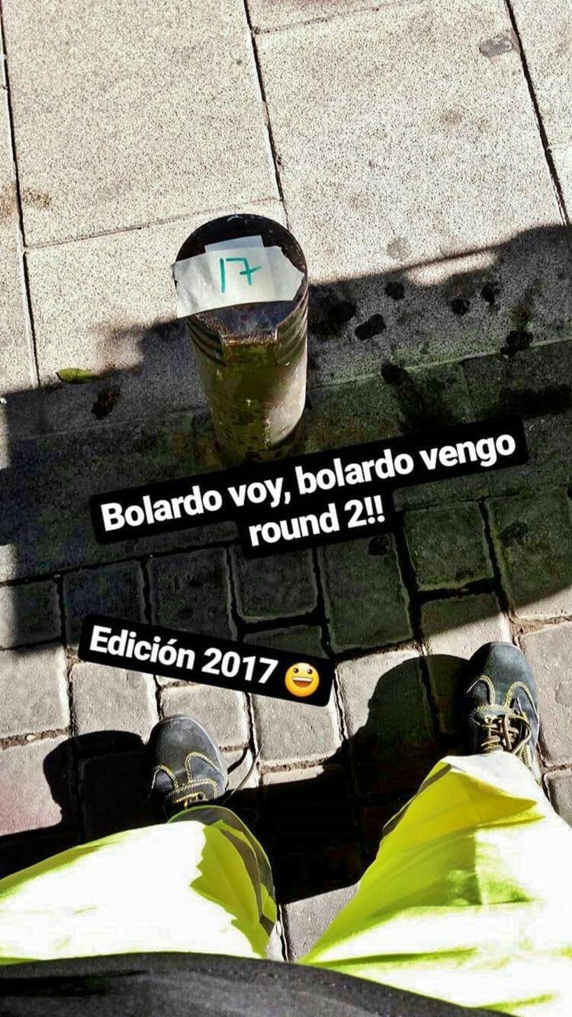 Bolardo voy, bolardo vengo (2017) 0
