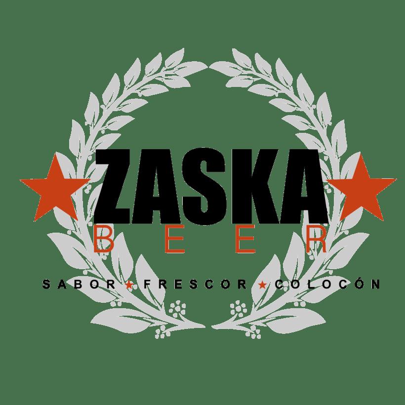 Zaska Beer - Cerveza Zaska 7