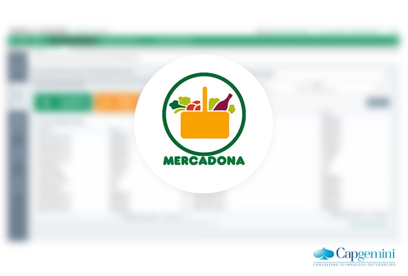 Mercadona - Internal management and logistics apps -1