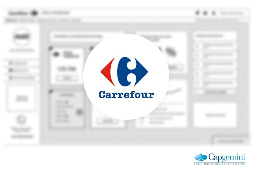 Carrefour - Internal Management Apps Design 0