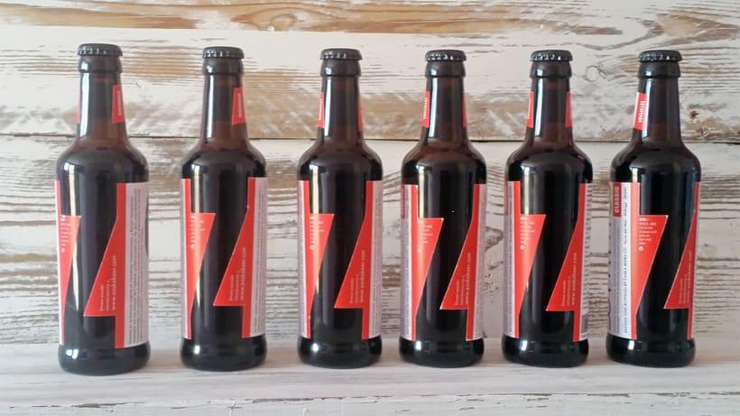 Zaska Beer - Cerveza Zaska 2