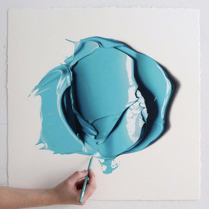 Las impresionantes pinturas a lápiz de CJ Hendry 3