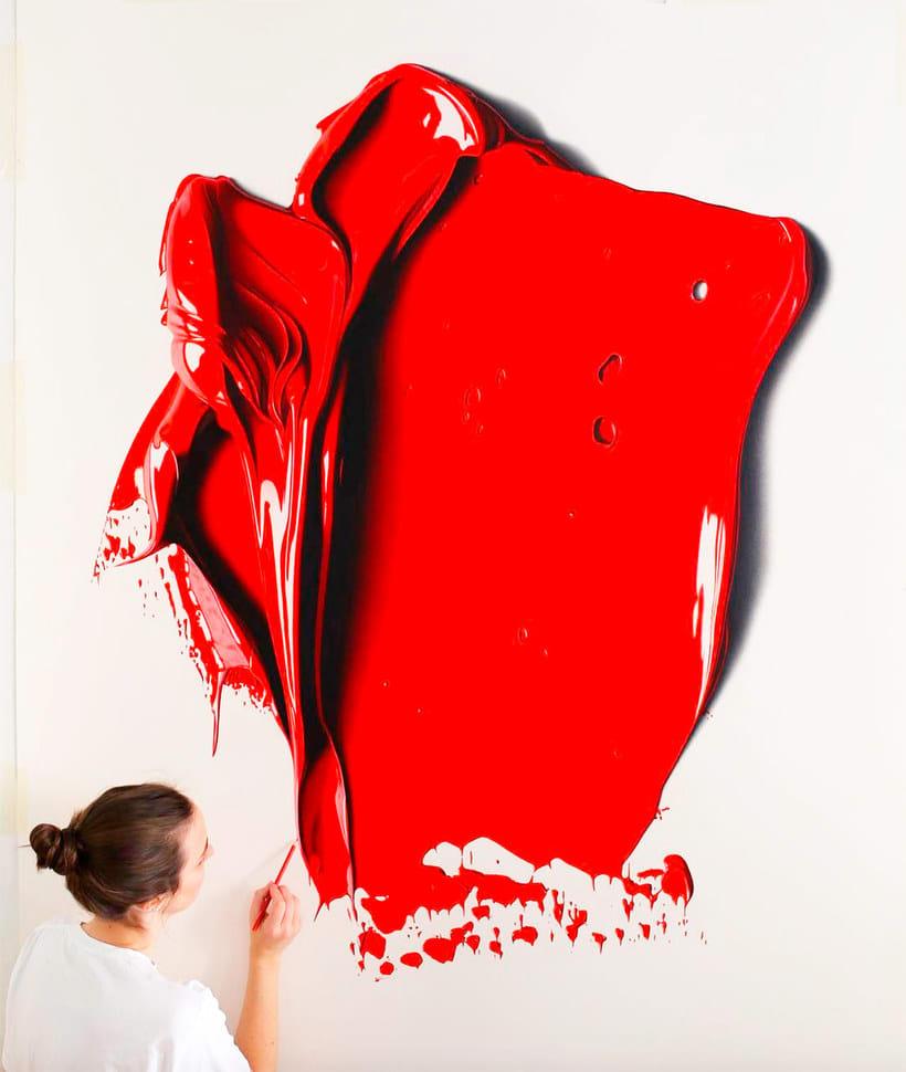 Las impresionantes pinturas a lápiz de CJ Hendry 7