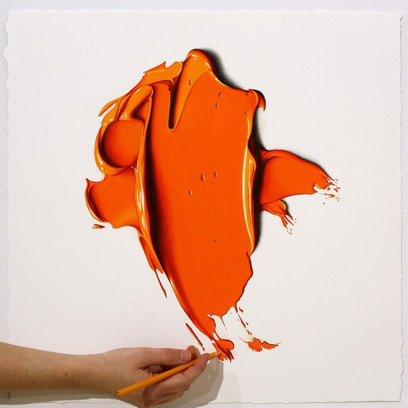 Las impresionantes pinturas a lápiz de CJ Hendry 15