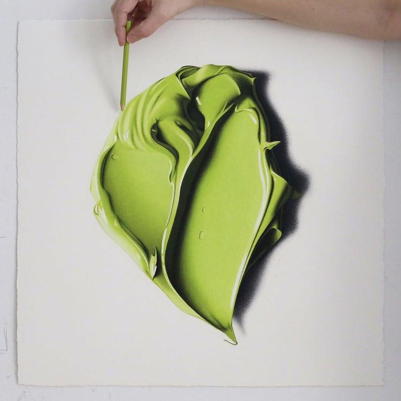 Las impresionantes pinturas a lápiz de CJ Hendry 16