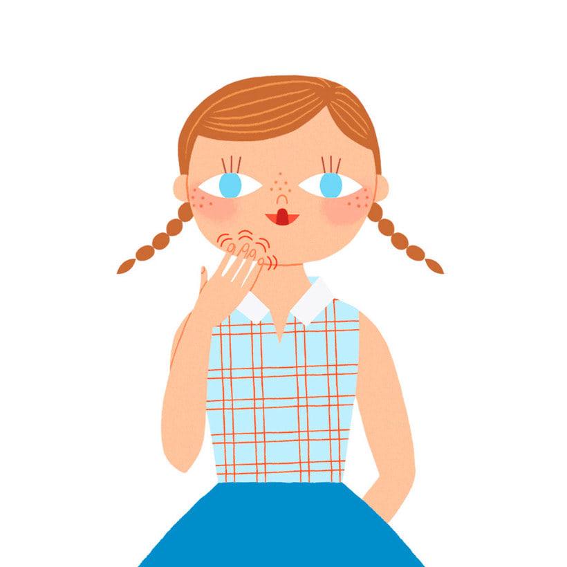 'Proud to be deaf': ilustrando el lenguaje de signos 1