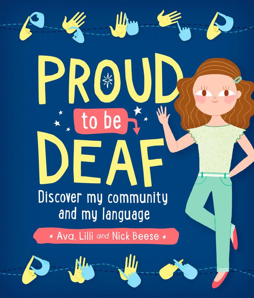 'Proud to be deaf': ilustrando el lenguaje de signos 3