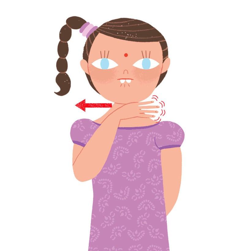 'Proud to be deaf': ilustrando el lenguaje de signos 10