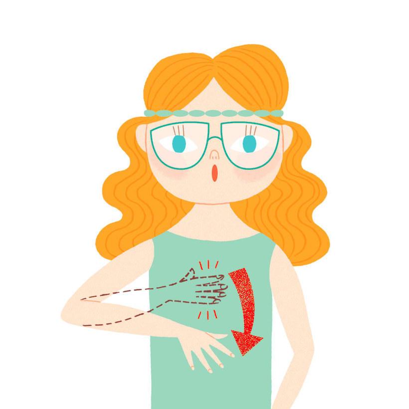 'Proud to be deaf': ilustrando el lenguaje de signos 14