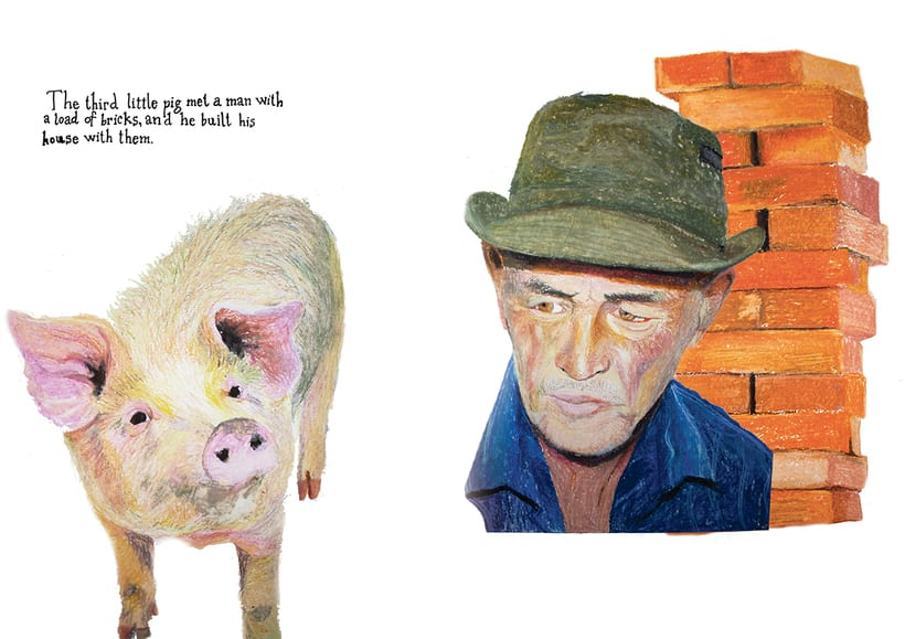 The three little pigs 4