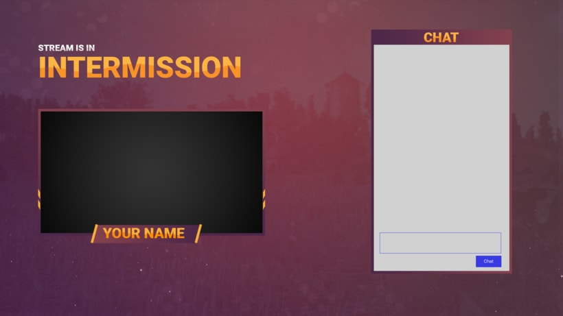 Twitch Graphic Pack 3