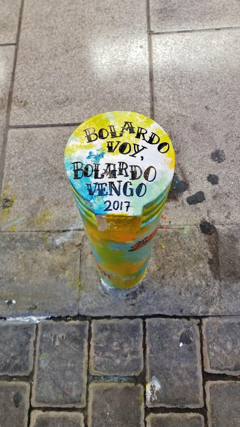 Bolardo voy, bolardo vengo (2017) 12