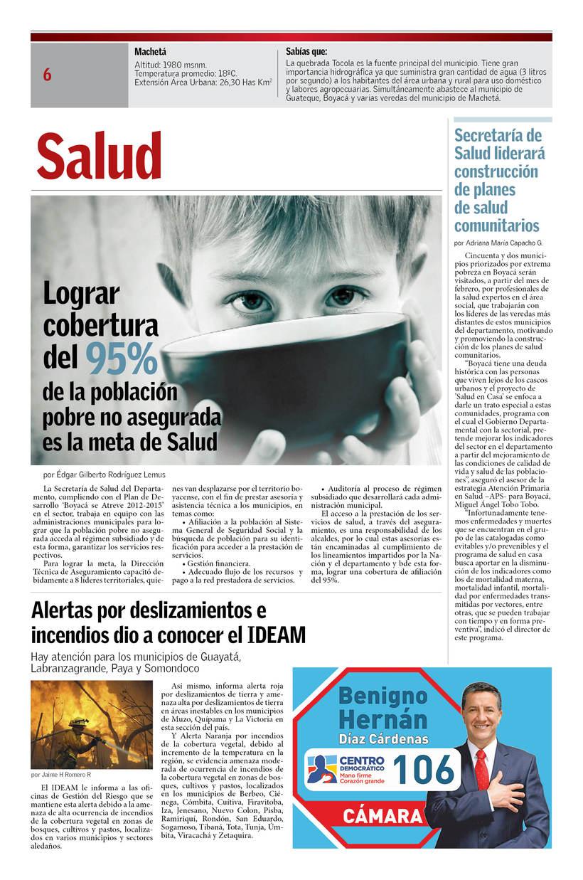 Periódico La Lente Informativa 0