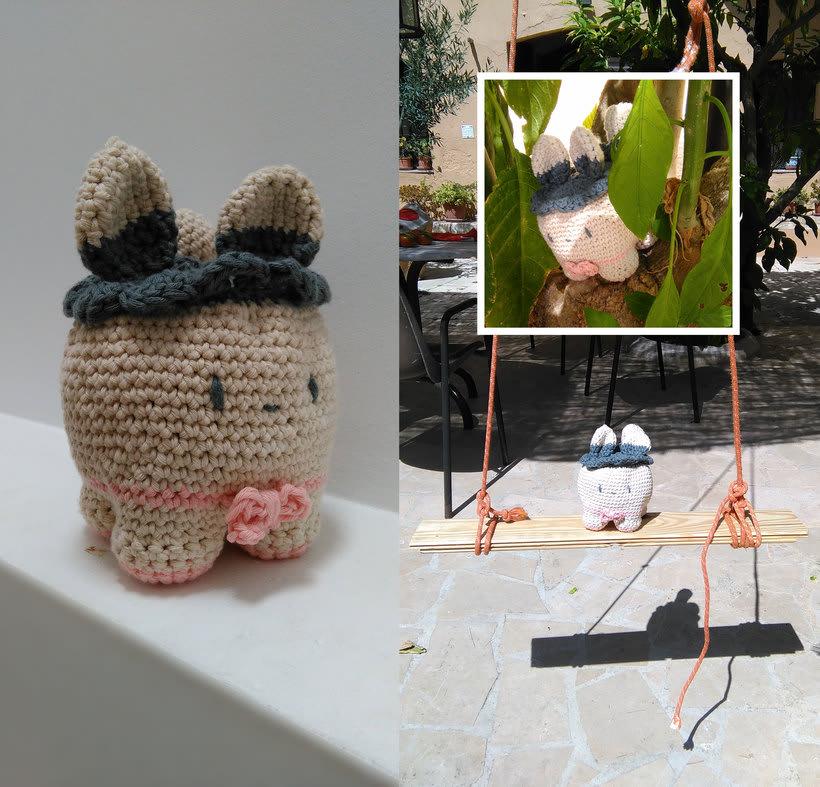 Mi Proyecto del curso: Amigurumi: creación de personajes con Ganchillo 0