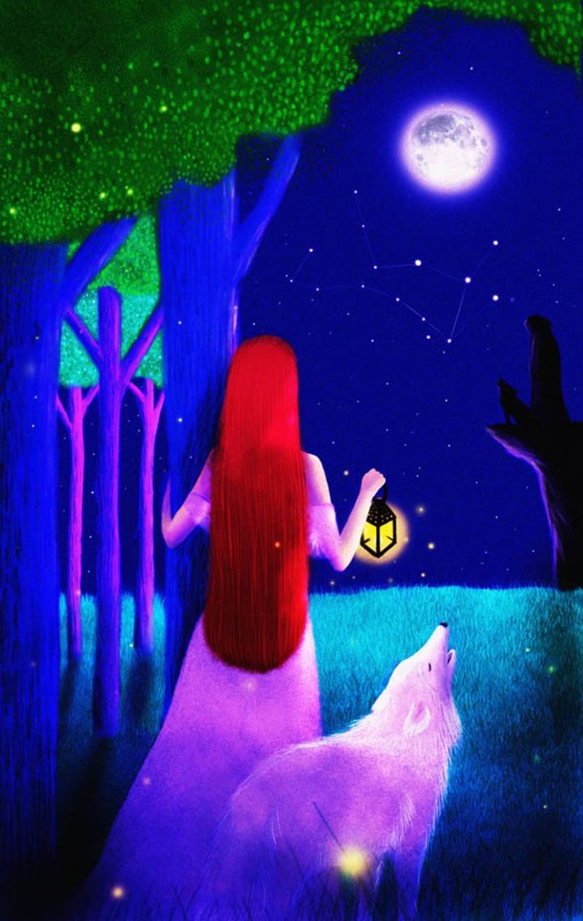noche de luna llena 0
