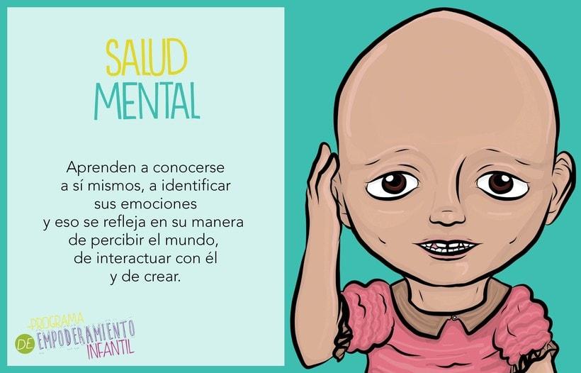 Programa de Empoderamiento Infantil / Diseño para sitio web Programa #PazAporte Guerrero 3
