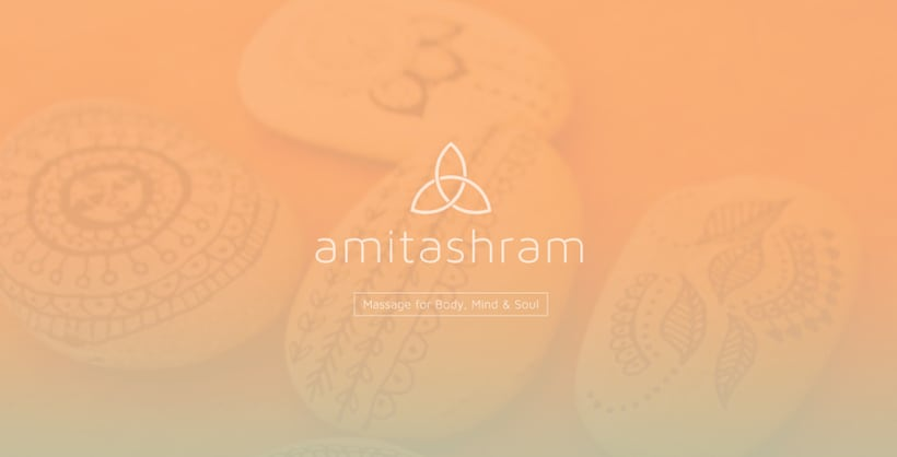 Amitashram / Holistic Massage, healthy natural oils 0