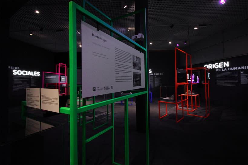 Exposición 'Campus Vivo' 1