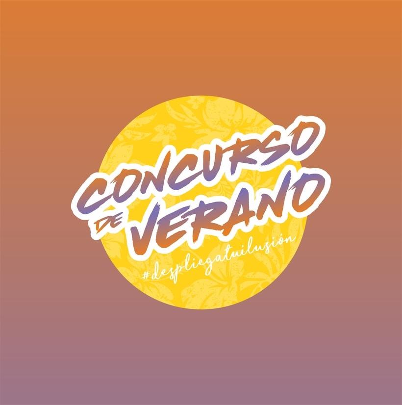 CONCURSO DE VERANO #despliegatuilusión 0