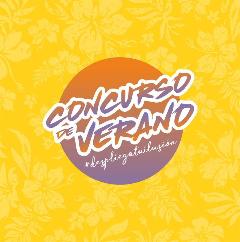 CONCURSO DE VERANO #despliegatuilusión 1