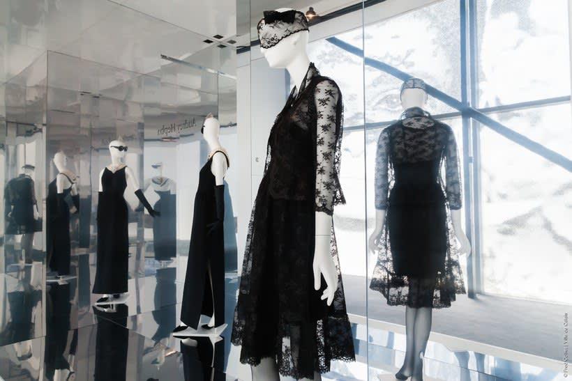 Exposición 'Hubert de Givenchy' -1