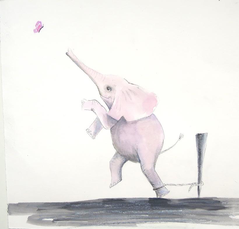 El elefante encadenado. Jorge Bucay -1