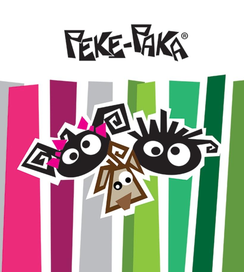 PEKE PAKA® -1