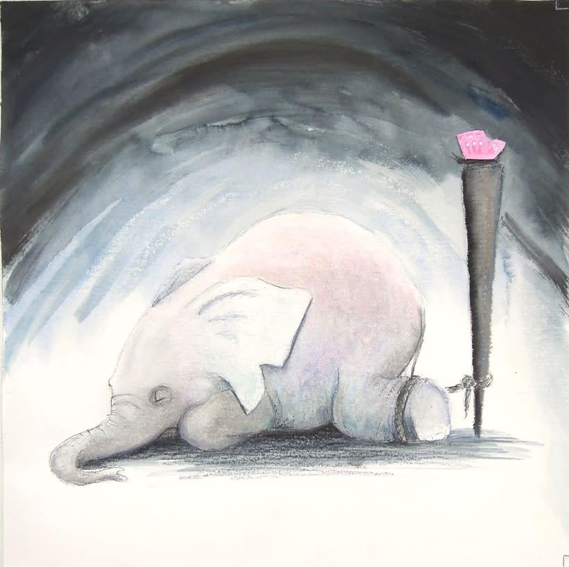 El elefante encadenado. Jorge Bucay 0