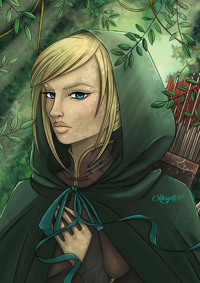 Aquera en el Bosque 5