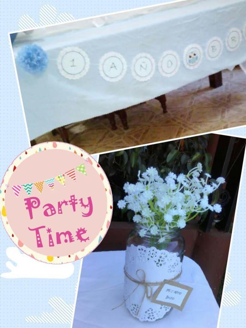 Party Time. https://www.facebook.com/pg/erioller/photos/?ref=page_internal Hacemos tus eventos mágicos!! Diseños personalizados para Cumples, Bautismos, Bodas. Hace tu consulta 4