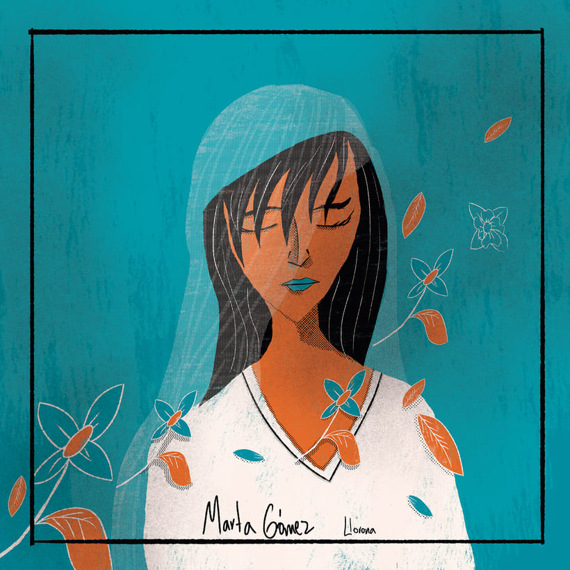 Carátula La llorona - Marta Gomez -1
