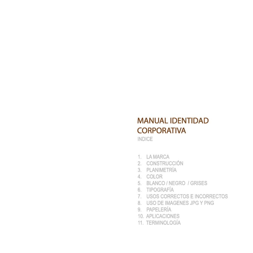 Imagen corporativa - ISGA BACKERY - Manual de imagen corporativa 3