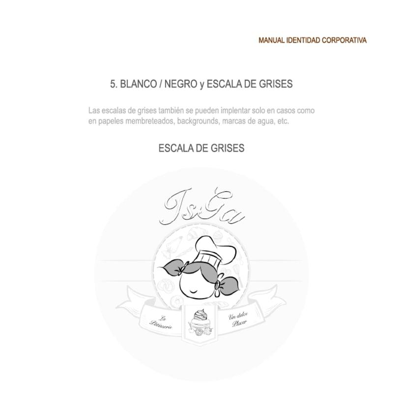 Imagen corporativa - ISGA BACKERY - Manual de imagen corporativa 15